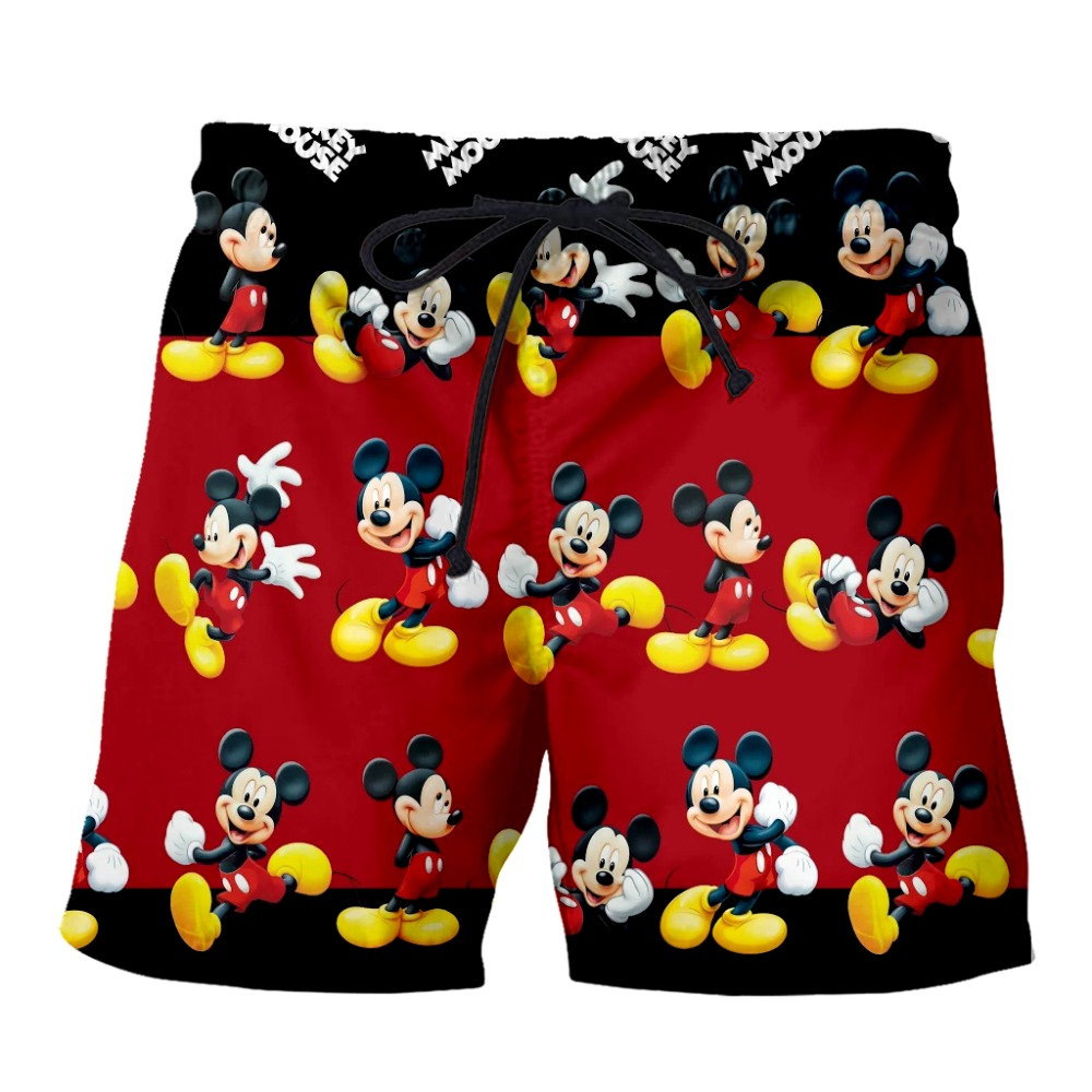 PLstar Cosmos 2019 Summer Men Funny Cartoon Mouse Shorts  3D Trousers For Women/Men Regualr Shorts  Plus Size S-7XL