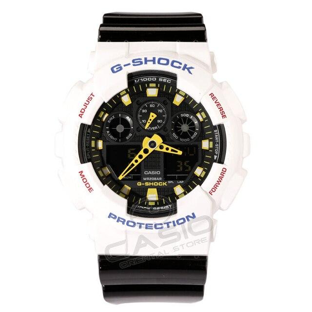 d45b220a5a60 CASIO G-SHOCK reloj hombre relojes de moda reloj de cuarzo reloj hombre  camoubyera Relogio