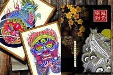 Оптовая продажа-бесплатная доставка книга татуировки журнал формата а4 1 шт. для татуировки с поставщиком