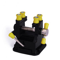 Mini Table Vice Plastic Screw Bench Vise For DIY Jewelry Craft And Small Items Micro Carving