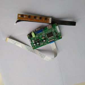 """FOR 1366X768 panel 15.6"""" EDP LED monitor NT156WHM-N41/N21 NT156WHM-N12/N22 Controller Board 30pin HDMI VGA diy(China)"""