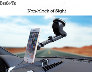 Image 5 - Magnetic Car phone holder cell phone Bracket universal 360 Air Mount in Car for iPhone Samsung on Xiaomi Redmi Huawei Universal
