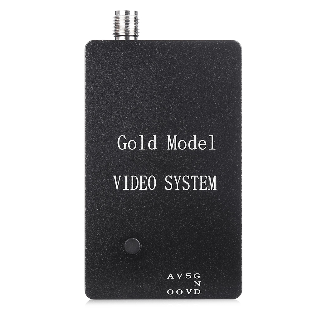 RC Toy Parts Accessories Gold Model 5.8G 150CH OTG FPV Receiver Engine with Signal Strength OSD for Smartphone Tablet