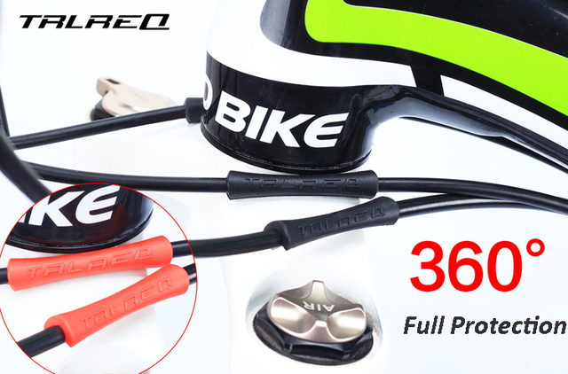 TRLREQ Brand 4pcs MTB Bicycle Bike Brake Wire End Cap Cable ...