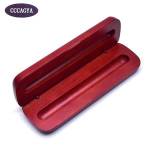 CCCAGYA E007 Current price sales 1pc wood pen box size 17cm*5.5cm*2.5cm Office School pen box Pencils Writing Bags Pencil Cases