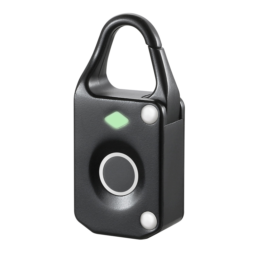 Luggage Padlock Biometric Fingerprint Lock Electronic Keyless Mini Intelligent Anti Theft WaterproofLuggage Padlock Biometric Fingerprint Lock Electronic Keyless Mini Intelligent Anti Theft Waterproof