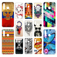 Case For Huawei P Smart Plus 2019 Case Cover Soft Silicone Phone Back Case For Huawei P Smart Plus 2019 P Smart+ Protector Cover все цены