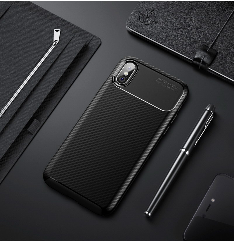 Luxury Phone Case for iphone XS Armor Fundas for iPhone x Soft Silicone Coque Cover for iPhone xr iphone xs max Capa accesorios iPhone XS