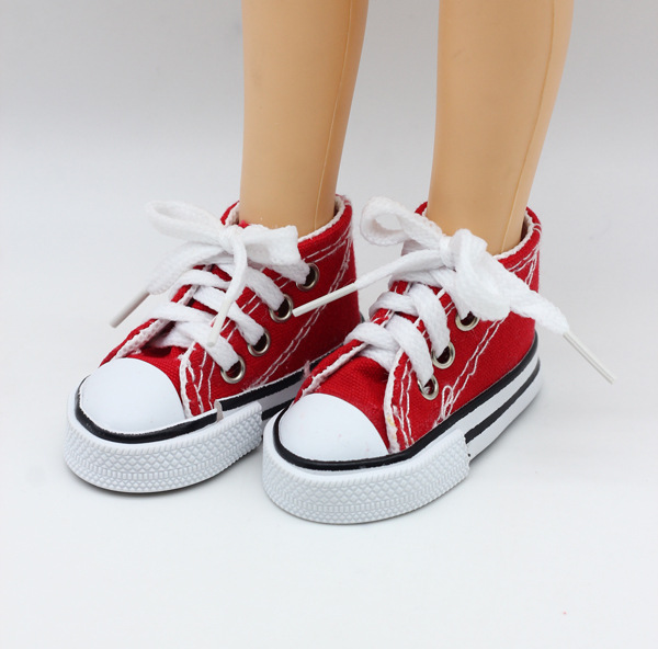 New Fashion Baby Born Doll Shoes Sport Style Shoes Canvas Shoes Fits 43 cm Zapf Dolls Baby Born and 16 American Girl 13 BJD (25)