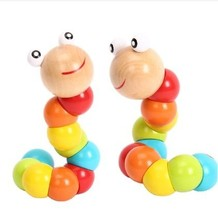 Multicolour Magical Twisting Insect for Toddlers & Kids – Educational Toy