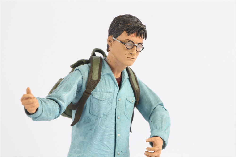 Harry Potter Deathly Hallows 7 Harry Potter Action Figure loose no pack