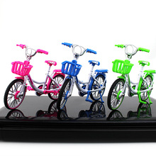 1 Set Lovely Mini Finger BMX Bicycle Tech Finger Bikes Toys BMX Bicycle Model Bike Gadgets Novelty Gag Toys For Kids Gifts mini finger bmx bicycle flick trix finger bikes toys bmx bicycle model bike tech deck gadgets novelty gag toys for kids gifts