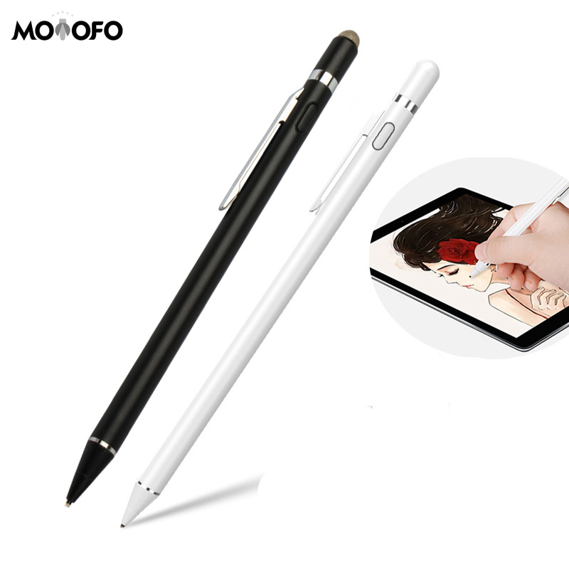 for apple Pencil new stylus capacitance touch Pencil Rechargeable 1 5mm Fine Point for apple ipad