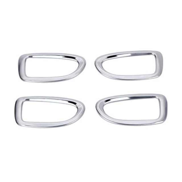 CAR STYLING FOR NISSAN ALMERA G11 2012-2016 ACCESSORIES INTERIOR HANDLES FRAME TRIM DECAL COVER STICKERS