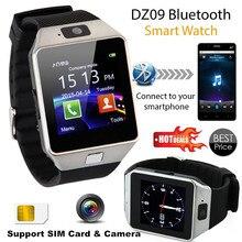U8 smartwatch dz09 deporte inteligente sim electrónica digital de muñeca reloj teléfono con hombres mujeres para dispositivos portátiles de apple android wach