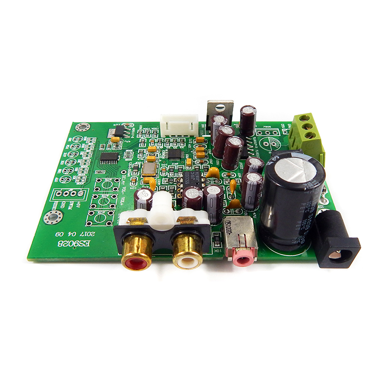 Back To Search Resultsconsumer Electronics Dac Es9028q2m Dac Board For Hifi Amplifier Decoder Xlr Out I2s Input Supports I2s 32bit 192k Dsd64 128 256
