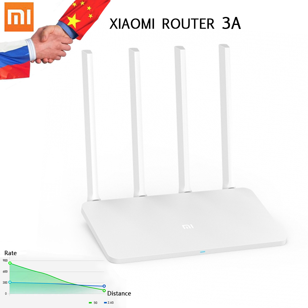 Xiaomi Wireless Router Wifi Repeater Repetidor-Extender Mi-Wifi Dual-Band Original 3A