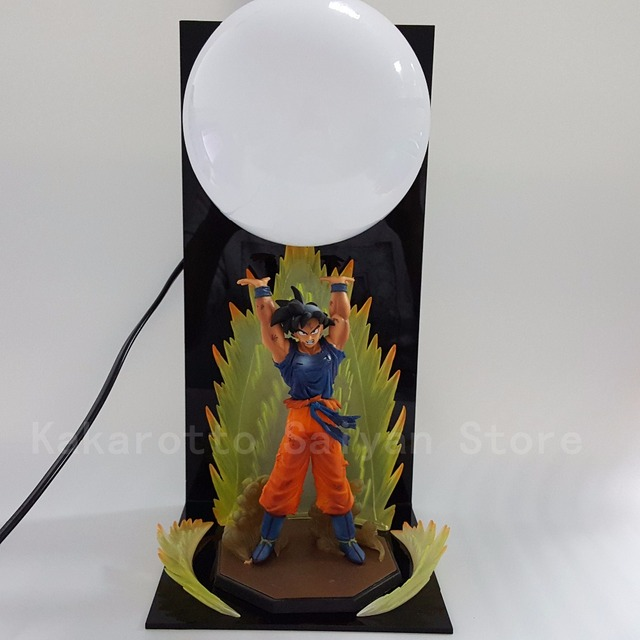 Dragon Ball Z Sangoku GenkiDama Lamp