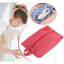 Travel Storage Bag Nylon Waterproof Portable Shoe Multifunctional Case Organizer Home