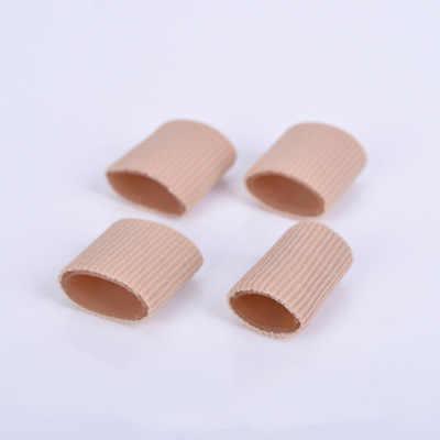 15 CENTIMETRI di Tessuto + Tubo di Gel Cuscino Calli e Duroni di Protezione della Punta di Alluce Valgo Ortopedia Borsite Guard per I Piedi Cura strumento