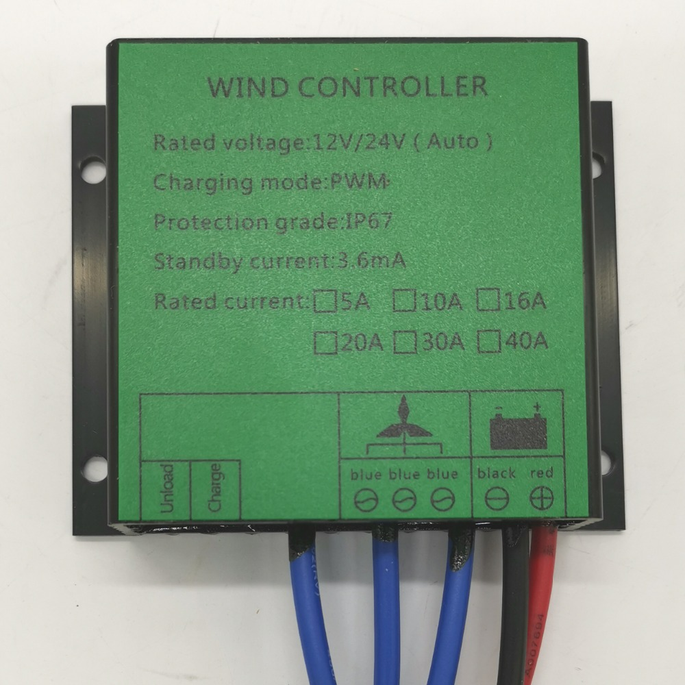 2019 Hot Selling 600W Wind Charge Controller fit for 12V or