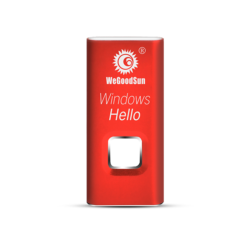 WeGoodSun EAST-2010 PC Security for Windows 10 Hello Fingerprint Login Fingerprint Encryption Password Lock for Computer PC