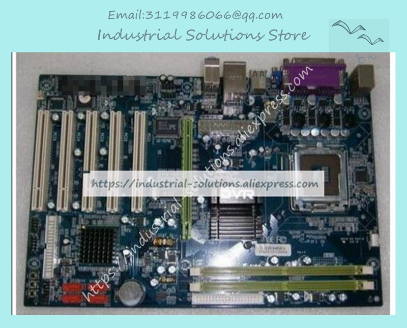 Monitoring Motherboard DVR-945GC-L 100% tested perfect quality блендер bosch msm 87140
