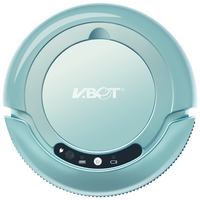 V Bot Robot Vacuum Cleaner 800mah Battery Intelligent Machine Ultra Thin Silent Ground Sweeper Mopping The