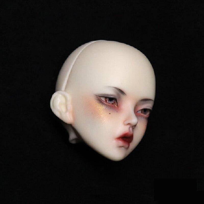 Nova chegada 1/4 SD BJD ballet Pé Veneno luodoll 44cm Lillycat Menina Livre Bolas de Olho Loja de Moda