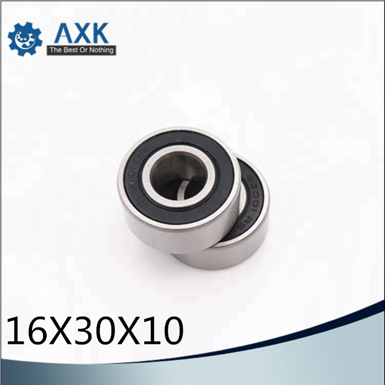 163010 Non-standard Ball Bearings  ( 1 PC ) Inner Diameter 16 mm  Outer Diameter 30 mm  Thickness 10 mm Bearing 16*30*10 mm163010 Non-standard Ball Bearings  ( 1 PC ) Inner Diameter 16 mm  Outer Diameter 30 mm  Thickness 10 mm Bearing 16*30*10 mm