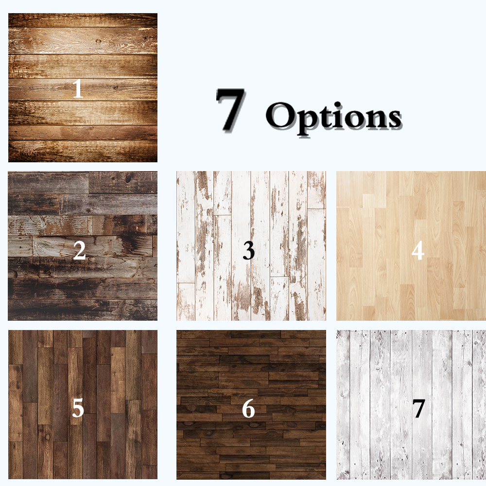 Dark Brown Wood Floor Photography Backdrops Newborn Photo Booth Backgrounds for Photographers Studio Vinyl Photophone Floors 711 huayi 10x20ft wood letter wall backdrop wood floor vinyl wedding photography backdrops photo props background woods xt 6396