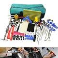 FUURIX PDR werkzeuge Stangen Dent Puller Hagel Schaden Reparatur Auto Dent Entfernung Ausbeulen ohne Reparatur Tools Kit