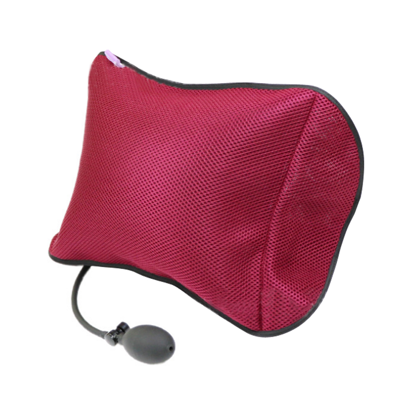 Tcare Portable Inflatable Lumbar Support Massage Pillows
