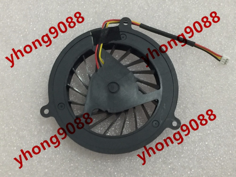 цены Emacro MCF-J11BM05 DC 5V 350mA 3-wire 3-pin Server Round Cooling fan