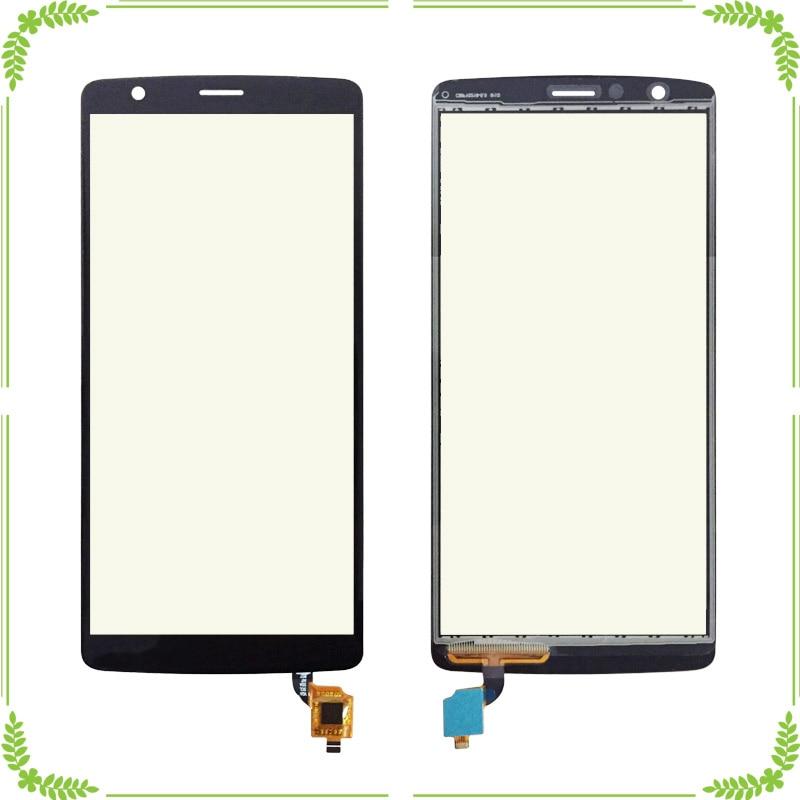 5 5 Phone Front Glass For Blackview A20 Touch Screen Glass Digitizer Panel Lens Sensor 5pcs