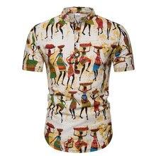 new nationality short sleeve casual shirts brands fashion mandarin collar dress men summer