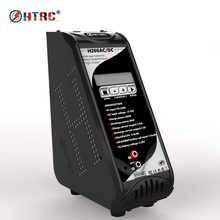 HTRC H200 AC DC 10Amp 200W Vertical Style RC Balance Charger Discharger for 1 6s Lipo