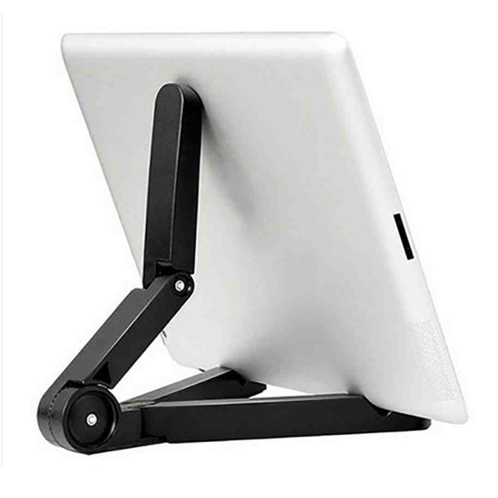 Universal Foldable Phone Tablet Holder Adjustable Bracket Desktop Mount Stand Tripod Stability Support For iPhone iPad Pad Table in Tablet Stands from Computer Office
