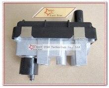Turbo Válvula De ACCIONAMIENTO Electrónico G-277 G277 712120 6NW009420 6NW-009-420 6NW 009 420 Turbo wastegate Actuador Eléctrico electrónico