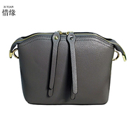 New Arrival Women Genuine Leather Shoulder Bag Sweet Style Mini Women Bag Fashion Women Daily Bags