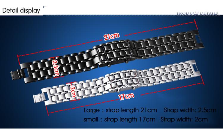 Aidis youth sports watches waterproof electronic second generation binary LED digital men's watch alloy wrist strap watch 22