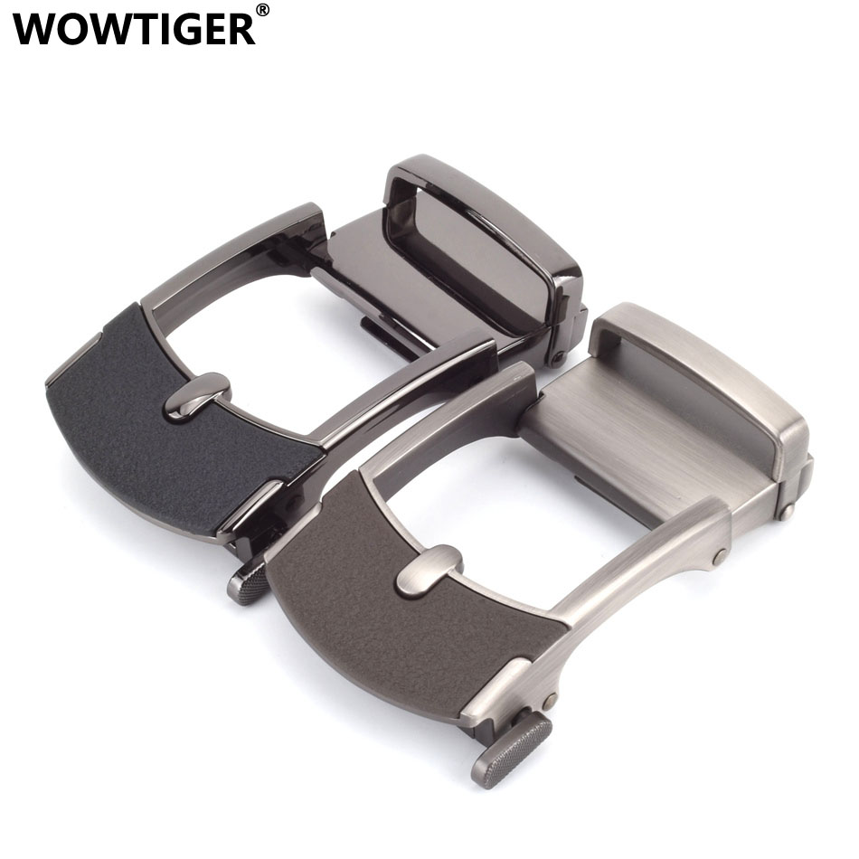 WOWTIGER High Quality Belt Zinc Alloy Automatic Buckles Suitable 3.5cm Boucle De Ceinture Ebilla Cinturon Buckle
