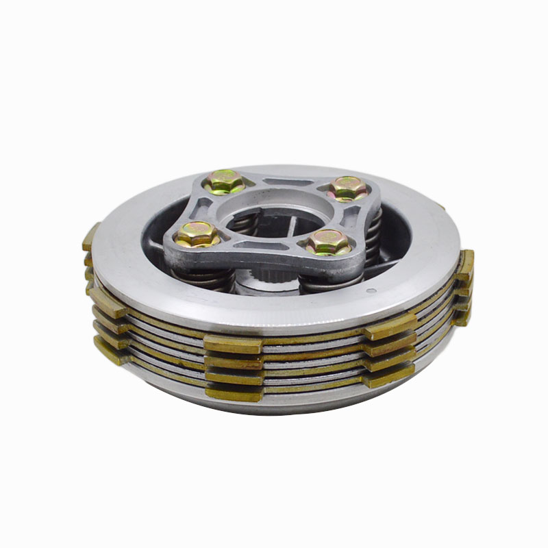 Motorcycle Clutch Friction DIsc Center Outer Clutch Assy For Honda CBF125 SDH125-51 SDH125-51A WH125-7 WH125-8 KVX