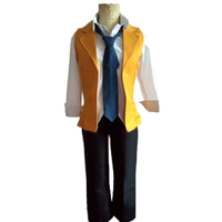 Anime Servamp Lawless Hyde Cosplay Costume Custom Made