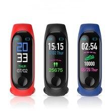Мужские и женские смарт-наручные часы Bluetooth сердечного ритма кровяное давление шагомер спортивные Смарт-часы для фитнеса Для Apple Iphone Ios Android