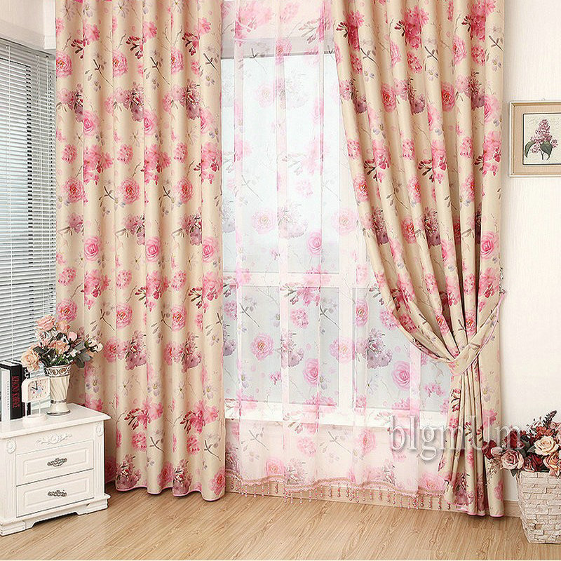 Aliexpress.com : Buy Wholesale Ready Made Curtains Custom Made Luxury  Curtains For Living Room Jacquardu0026Printed Blackout Double Sided Pattern  From Reliable ... Part 95