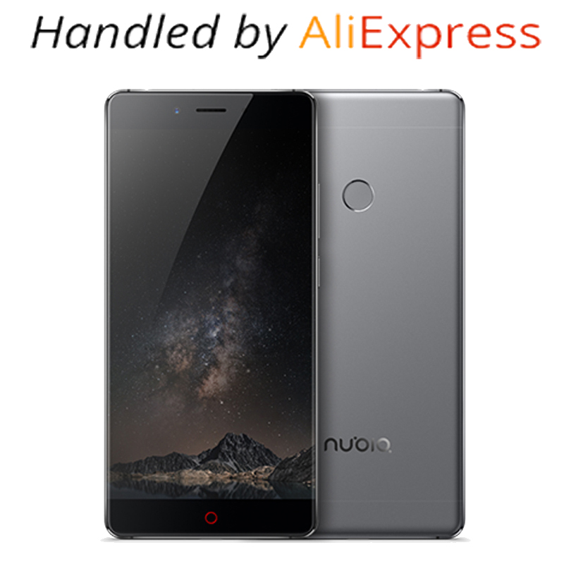 "Nubia Z11 5.5 ""4 GB/6 GB RAM 128 GB/64 GB ROM 16.0 MP Fingerprint NFC Mobile"
