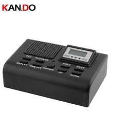 Sprachaktivierte telefon recorder 1 GB record 35 stunde telefon monitor Landphone monitor replay funktion audio recorder gerät