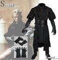 Star Wars Darth mutilar cosplay traje traje set completo del personalizar hecha