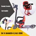 Детское седло для Xiaomi скейтборд скутер M365 для детского сиденья Xiaomi escooter аксессуары Xiaomi скутер diy